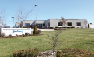 Stellana Lake Geneva plant